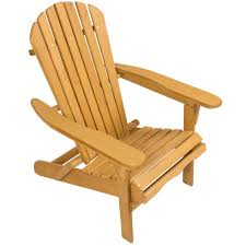 Chair Care Patio by Best Choice Products Outdoor Wood Adirondack Chair Foldable Patio