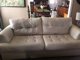 bonded leather durability on sofa