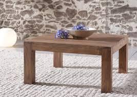 Wohnzimmertisch Auf Rechnung Sale Tisch Couchtisch Akazie Massivholz 80 X 40 X 80 Cm Saber 6608