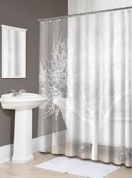 amazon com splash home tree eva shower curtain 70 by 72 inch amazon com splash home tree eva shower curtain 70 by 72 inch black home kitchen