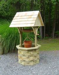 how to build a wishing well planter free plans for you to build