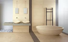 Natural Stone Bathroom Tile - valuable 22 bathroom with cream tiles on minimalism in the natural