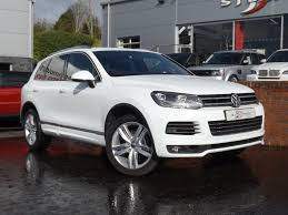 volkswagen jeep used volkswagen touareg suv 3 0 tdi v6 altitude tiptronic 4x4 5dr