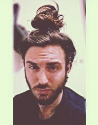 length hair neededfor samuraihair hair length guide for the man bun man bun hairstyle