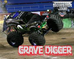monster truck grave digger videos grave digger tribute publish with glogster