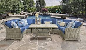 Patio Furniture Mt Pleasant Sc by South Sea Outdoor Living Casual Outdoor And Indoor Woven