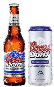 top 5 light beers coors pale lager 5 0 abv coors brewing company millercoors usa
