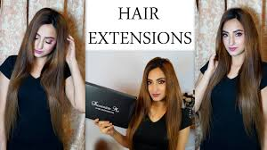 All About Hair Extensions by All About My Hair Extensions Irresistible Me Review Aishwarya