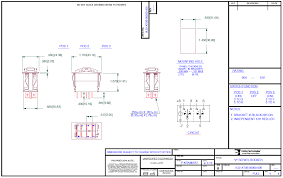 illuminated toggle switch wiring diagram in 1000 lb winch dpdt and