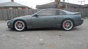 nissan sentra on 22s 1996 nissan 300zx information and photos momentcar