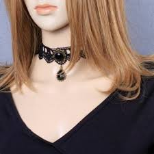 hair necklace choker necklaces cheap casual style online free shipping at
