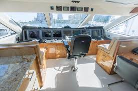 used 2010 hatteras 77 convertible power boat fl yacht u0026 boat