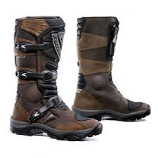 best cheap motorcycle boots forma adventure leather enduro waterproof motorcycle boots brown