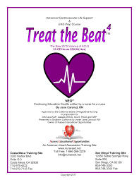 treat the beat to the 4th power neo acls bls pals nrp in