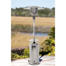 patio heater wheels fire sense standard series 44 000 btu propane gas patio heater