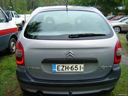 citroen xsara picasso 1 8i 16 sx 5d mpv 2001 used vehicle