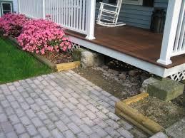 wood front porch steps carpentry diy chatroom home improvement