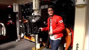 red leather motorcycle jacket segura style leather motorcycle jacket ce approved full hd