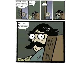 Staredad Meme - stare dad