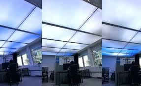 Led Ceiling Light Panels Led Ceiling Tile The Sky Light Sky Bright By Simulates