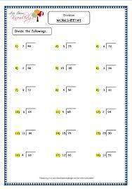 division worksheets grade 4 without remainder worksheets
