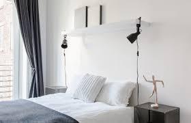 etagere chambre adulte design interieur amenagement chambre adulte moderne coussins