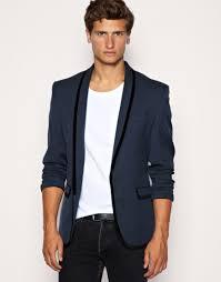 white and black blazer for men laura williams