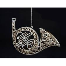 kurt adler seasons of elegance musical instrument ornate