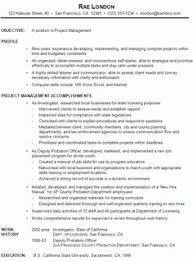 combination resume example a combination resume contains the