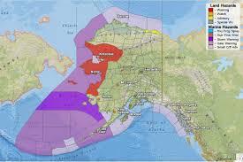 Barrow Alaska Map by Blizzard Flood Warnings In Effect For Parts Of Western Alaska