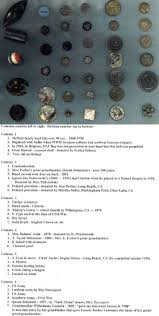 Us Flag 1860 The Hundred Year Old Button Collection Of Louis Leopold Unmack