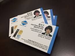 spot uv business card printing in singapore