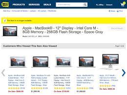 when do best buy online black friday deals began apple u0027s 2016 macbook refresh inching closer as best buy