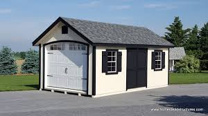 A Frame Home 1 Car U0026 Single Wide Garages Homestead Structures