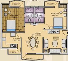 Gateway Floor Plan by Marutham Gateway In Pettah Trivandrum Price Location Map