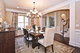 essex homes katherine model dining room sherwin williams