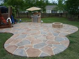 Sted Concrete Patio Designs Circular Patio Designs Design Ideas Sted Outdoor Great
