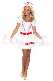 ladies nurse uniform doctor medical fancy dress up hens party