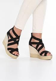 women u0027s wedge sandals wedges zalando uk