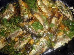 cuisiner des filets de sardines fraiches recette de filet de sardines a la marocaine