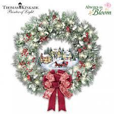 lighted christmas wreath best lighted christmas wreaths