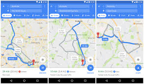 Google Maps Traffic Google Maps Will Be Soon Showing Parking Availability Data