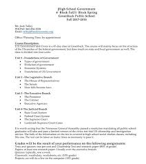 class syllabus and state standards u2013 joshua talley u2013 greenback