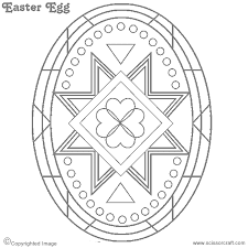 pysanky designs ukrainian easter egg coloring pages