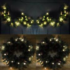 fir tree garlands ebay