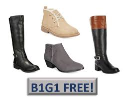 womens boots on sale at macys macy s s boots b1g1 free