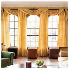 Swag Curtains For Dining Room 30 Best Swags Images On Pinterest Curtain Ideas Cornices And