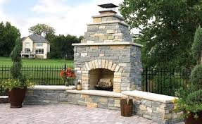 Stone Fireplace Kits Outdoor - outdoor stone fireplace kits for sale age natural u2013 thesrch info