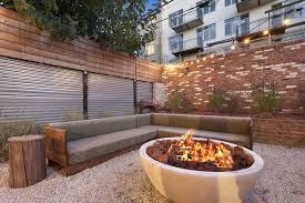 Fire Pit With Water Feature - modern williamsburg condo with its own fire pit asks 1 89m 6sqft