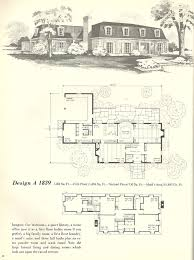 Houses Floor Plans by 46 Best House Plans Images On Pinterest Vintage Houses House